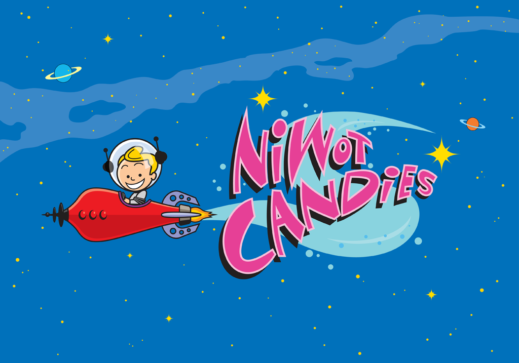 Niwot Candies Logo