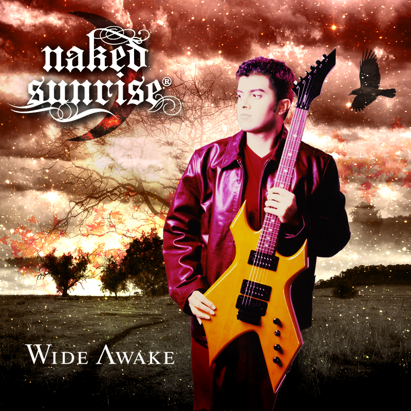Naked Sunrise - Wide Awake CD Cover