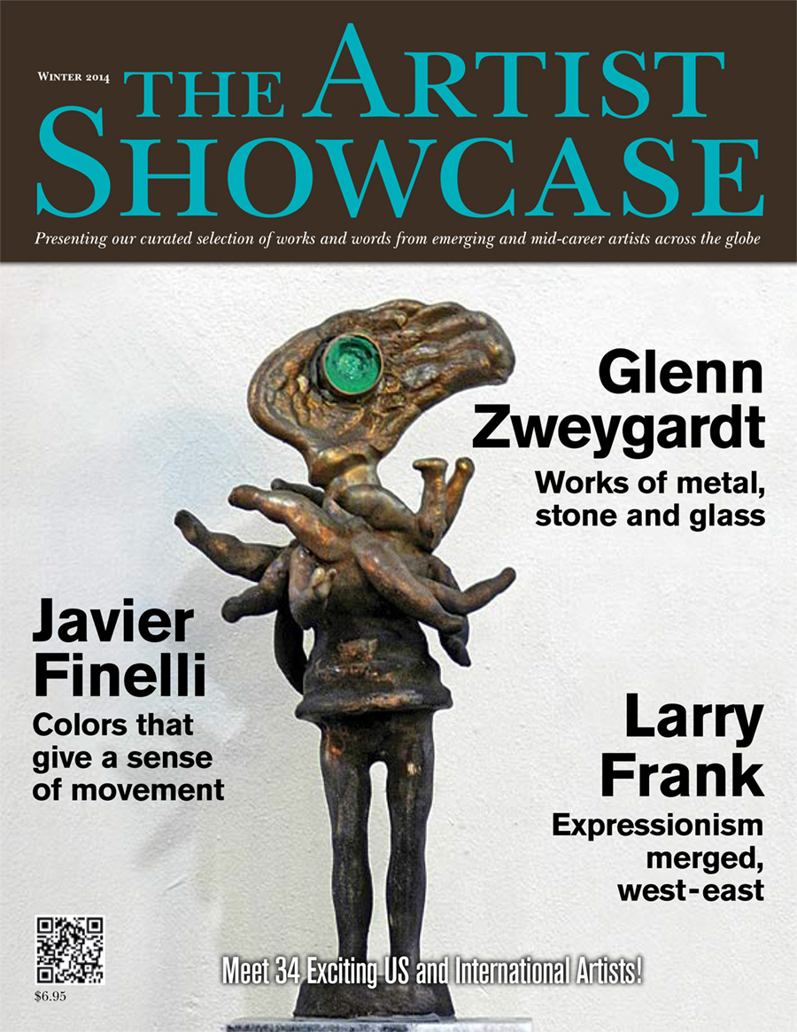 Artist Showcase Cover
